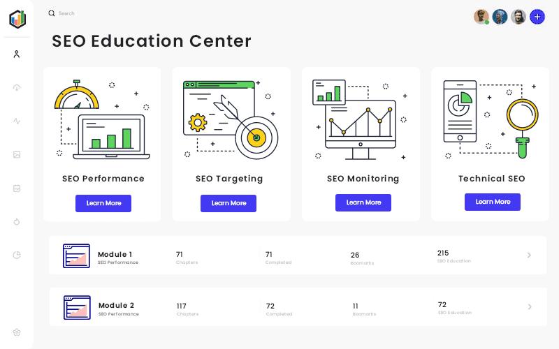 SEO Education Center